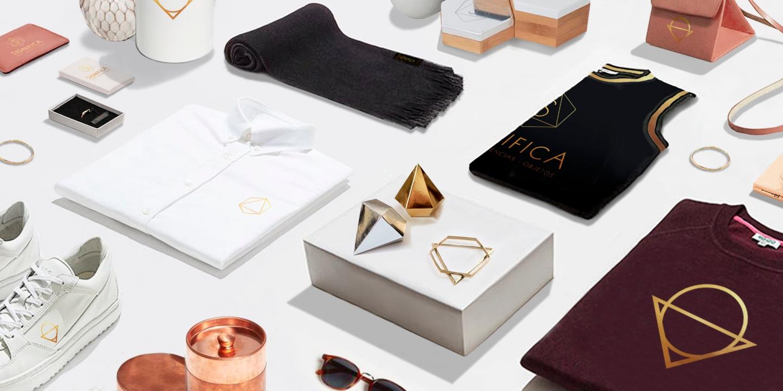 Significa Studio Zoe Seoane objetos corporativos merchandising