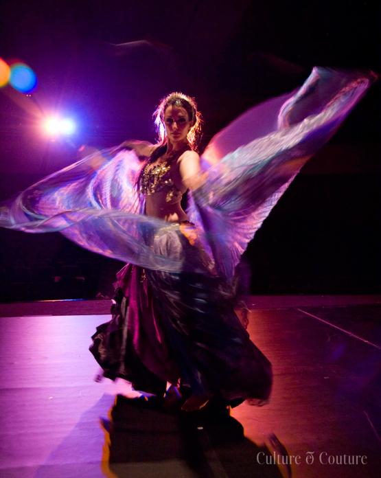 aulaan/ espectaculo danzas orientales/ compania tandava/ plaza d